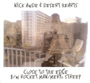 Nick Awde & Desert Hearts, 'Close to the Edge'