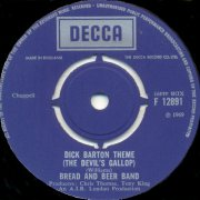 Bread & Beer Band, 'Dick Barton Theme'