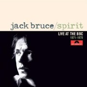Jack Bruce, 'Spirit: Live at the BBC 1971-1978'