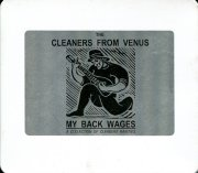 Cleaners From Venus, 'My Back Wages'