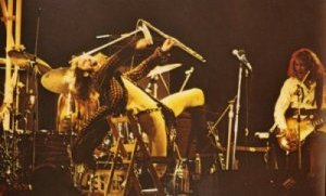 Jethro Tull, from 'Living in the Past'