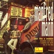Manfred Mann, 'Just Like a Woman'