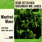 Manfred Mann, 'Semi-Detached Suburban Mr.James'