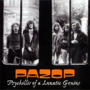 Pazop, 'Psychillis of a Lunatic Genius'