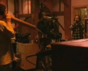 Phish in the studio with an M400'
