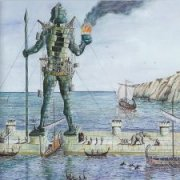 'The Colossus of Rhodes'