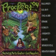 Various - Progfest '94 - Variety Arts Center - Los Angeles