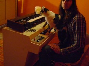 Weeks and a Mellotron. And a dog
